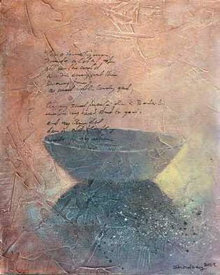 Thor-Leif Strindberg; No title, 2002, Original Painting Oil, 22 x 27 cm.