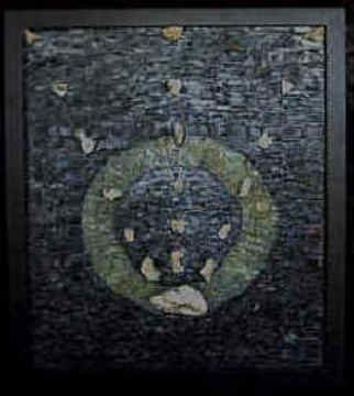 Anneliese Fritts; United, 2004, Original Mixed Media, 27 x 33 inches. Artwork description: 241  This artwork is  part of the