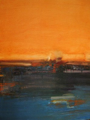 Susan Grissom; Venice, 2008, Original Painting Oil, 16 x 20 inches.