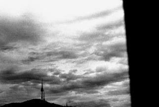 Hidesawa Sudo; Cloud In Silence, 2002, Original Photography Black and White, 10 x 8 inches. Artwork description: 241 Archival Inkjet Print...