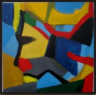 Sharad Tarde, Colors in life, 2009, Original Painting Oil, size_width{colors_in_life-1254538858.jpg} X 20 inches