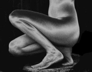 Teri Rice; Nude 54, 2005, Original Photography Black and White, 12 x 14 inches. Artwork description: 241 Fine art nude...