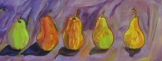 Terri Higgins, My Wounds, Disparagement an..., 2002, Original Painting Oil, size_width{October_Pears-1041816634.jpg} X 14 inches