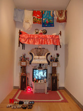 Artist: Tirzo Martha's, title: Spirit of the Caribe, 2007, Installation Indoor