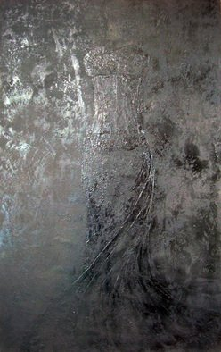 Tom Kelly; The End Of Words, 2013, Original Painting Acrylic, 40 x 64 inches. Artwork description: 241   acrylic, india ink, damar and marble dust on canvas                                   ...