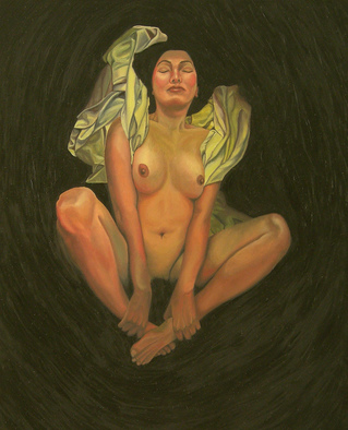 Thu Nguyen, 5 30  A M, 2009, Original Painting Oil, size_width{5_30__A_M-1455433269.jpg} X 20 x  inches