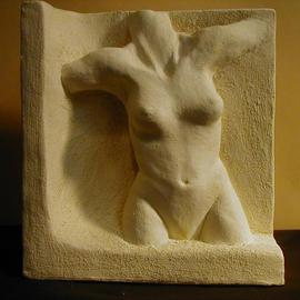 Terry Mollo, , , Original Ceramics Other, size_width{Female_Torso-1113006888.jpg} X 8 inches