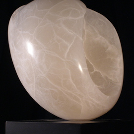 Terry Mollo, , , Original Sculpture Stone, size_width{Moonglow-1393012065.jpg} X 11 inches