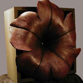 Terry Mollo, , , Original Ceramics Other, size_width{Petunia-1140528566.jpg} X 17 inches