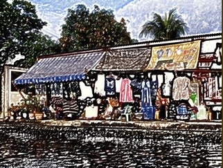 Vincenzo Montella, 'Klongs 4', 2009, original Digital Art, 80 x 60  cm.