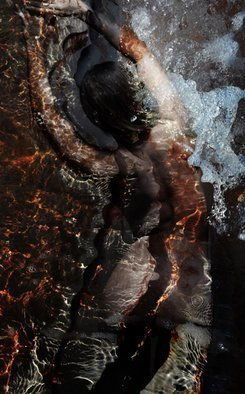 Wayne Quilliam; Water Nymph, 2011, Original Photography Other, 30 x 20 inches. Artwork description: 241 Australian Indigenous art by Wayne QuilliamAboriginal art photography and creative expression by Professor Wayne Quilliam...