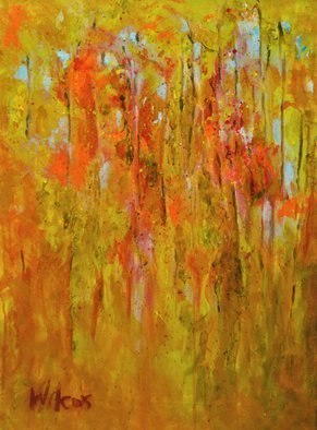 Wayne Wilcox; Autumn1, 2016, Original Painting Acrylic, 18 x 24 inches. Artwork description: 241  Autumn Seasonal ...