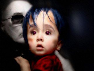 Dana Whitford; The Child, 2008, Original Photography Other, 20 x 16 inches.