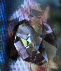 Artist: Anna Thurber, Artwork Title: Making A Diamond, 2015-09-02. Mixed Media, Beauty, $444