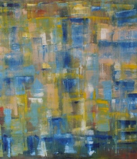 Artist: Marino Chanlatte, Artwork Title: Ocean 3, 2016-04-29. Painting Oil, Abstract, $2,625
