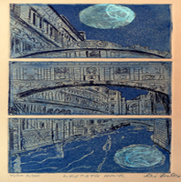 Jerry Gerard Di Falco, The Hour Of Lestat, Cityscape, $ 315
