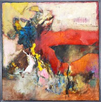Arthur Bernard, The Sun Lover, Abstract Figurative, $ 3,098