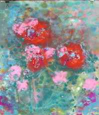 Jackson Tarver, Wild Flowers, Abstract,  Request Price