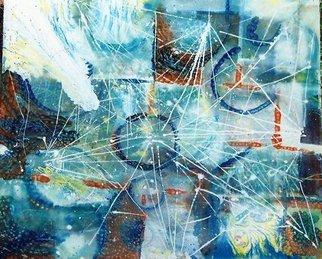 Artist: Zlatko Turkmanovic - Title: abstract 13 - Medium: Oil Painting - Year: 2003