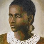 Young Zulu Woman By Angel Cruz