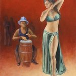 drum dance By Angel Cruz