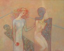 - artwork A_Temptation-1188997603.jpg - 2004, Painting Oil, Figurative