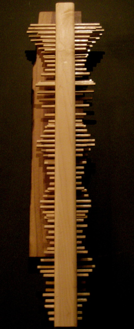 Aaron Gullmes  'Resonance', created in 2010, Original Woodworking.