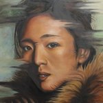 Portrait of Gong Li By Wong Pun Kin