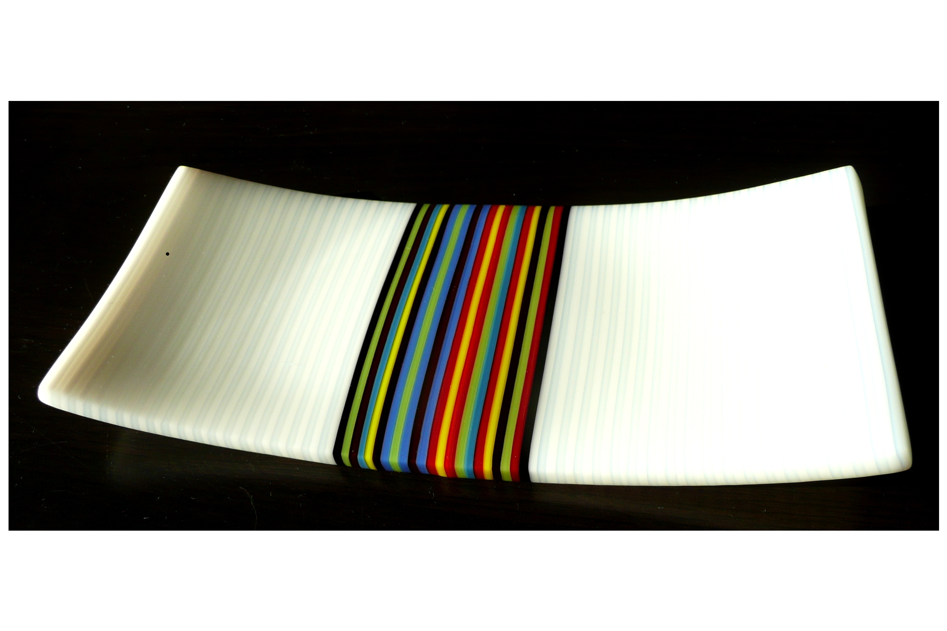 farben und formen fused glass by aida glamocak. Black Bedroom Furniture Sets. Home Design Ideas
