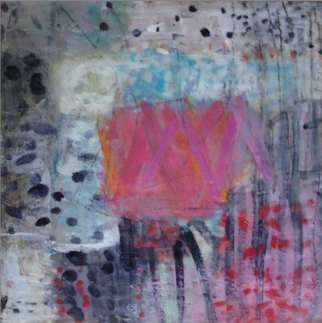 Annette Kearney Artwork Untitled 5, 2011 Encaustic Painting, Abstract