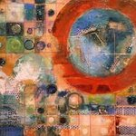 Circles and Squares III By Alan Soffer