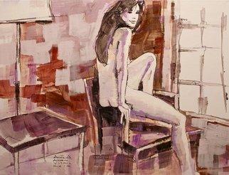 Artist: Aleksandar - Atza Visnjic - Title: Melissa - Medium: Acrylic Painting - Year: 2010