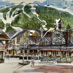 Whistler Village 3 By Aleksandar - Atza Visnjic