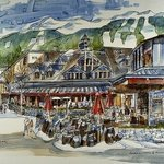 Whistler Village 5 By Aleksandar - Atza Visnjic