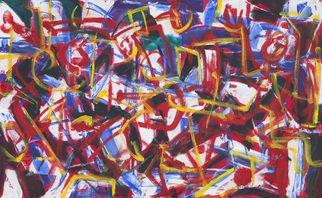 Artist: Aleksey Yesyunin - Title: game,2 - Medium: Oil Painting - Year: 2011