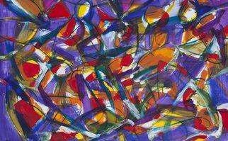 Artist: Aleksey Yesyunin - Title: game,3 - Medium: Oil Painting - Year: 2011