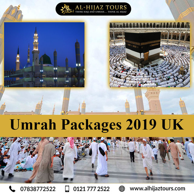 Abu Zar  'Umrah Packages', created in 2018, Original Other.