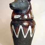 Anubis Jar, Alice Buttress