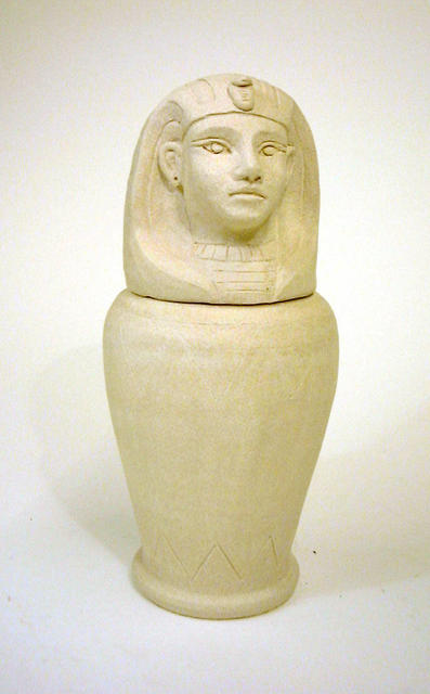 Alice Buttress Egyptian Jar 2001