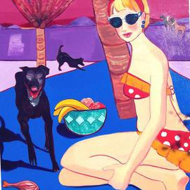 Dog Days, Alice Murdoch