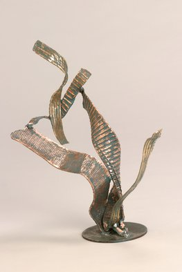 Ali Gallo: 'agave americana', 2010 Bronze Sculpture, Abstract.