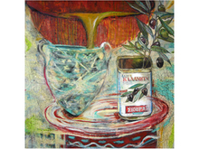 - artwork Olive_Harvest_-1164466620.jpg - 2006, Mixed Media, Still Life