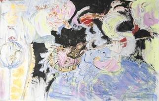 Artist: Alkistis Wechsler - Title: EGGDODO super star - Medium: Oil Painting - Year: 2013
