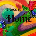 peace is home By Aaron Mallery