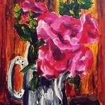 Roses By A M Bowe