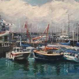 howth yacht club dublin ire  By A M Bowe