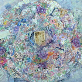 Memory wreath  By Andree Lisette Herz