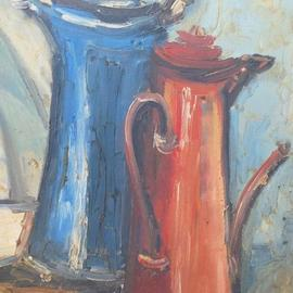 Borivoje Andrejevic: 'cup', 2020 Oil Painting, Home. Artist Description: oil paibting art original handmade...