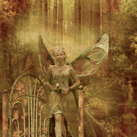 Gateway To The Fairy Realms By Angela Holmes