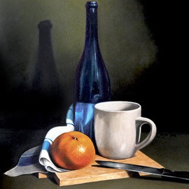 Jorge Paz: 'still life', 2018 Oil Painting, Still Life. Artist Description: Oil painting on canvas. ...